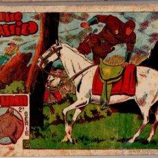 Tebeos: Nº 23 EL PUMA 2ª SERIE. EDITORIAL MARCO 1953. CUADERNOS ORIGINALES. Lote 54938436