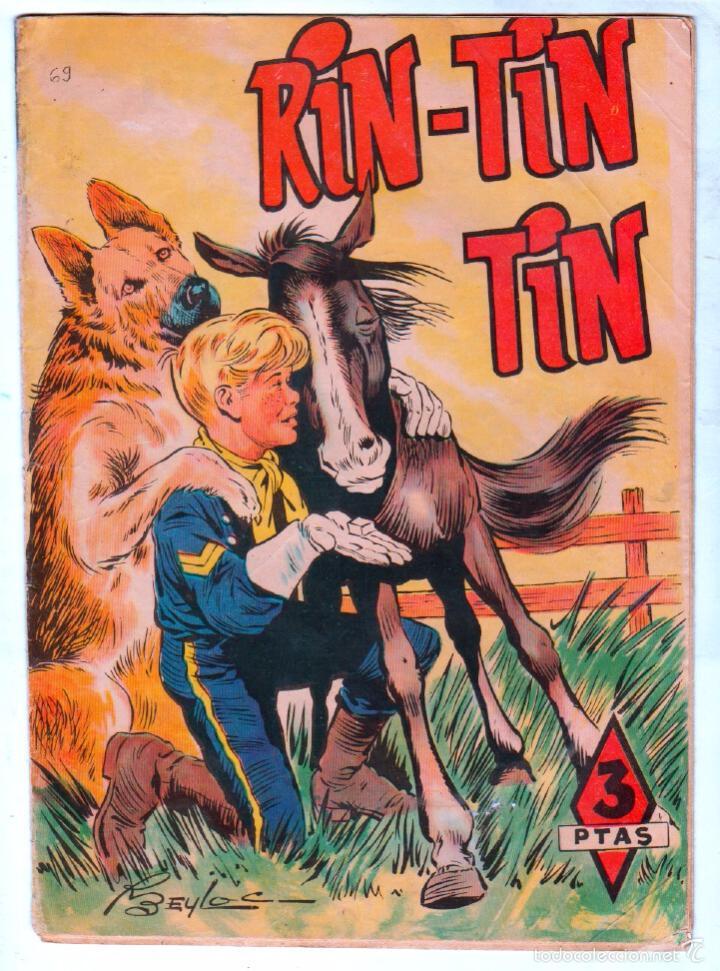 RINTINTIN RIN TIN TIN Nº 69 EDITORIAL MARCO (Tebeos y Comics - Marco - Rin-Tin-Tin)