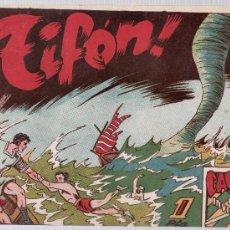 Tebeos: CASTOR EL INVENCIBLE Nº 41 EDITORIAL MARCO 1951.. Lote 24888810