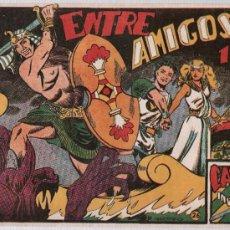 Tebeos: CASTOR EL INVENCIBLE Nº 26. EDITORIAL MARCO 1951.. Lote 24888821