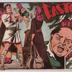 Tebeos: CASTOR EL INVENCIBLE Nº 23. EDITORIAL MARCO 1951.. Lote 24888827