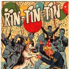 Tebeos: RIN TIN TIN EXTRA CARNAVAL Nº 185 - DIBUJOS BEYLOC EDITORIAL MARCO 1958. Lote 55993972
