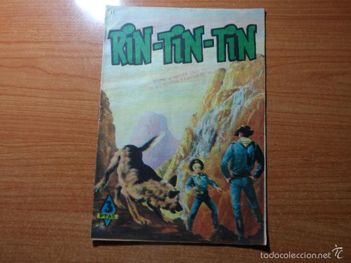 RIN TIN TIN N º 32 EDITORIAL MARCO ORIGINAL (Tebeos y Comics - Marco - Rin-Tin-Tin)