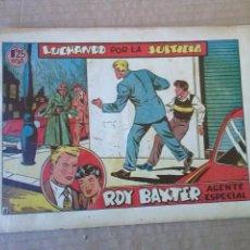 Tebeos: ROY BAXTER , Nº 8- MARCO ,ORIGINAL , TA. Lote 56573489