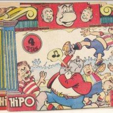Tebeos: HIPO COLOR. COMPLETA 6 EJEMPLARES. EDITORIAL MARCO 1960.. Lote 56899185