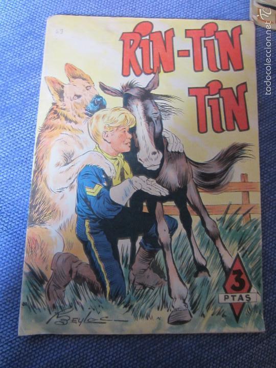 RIN-TIN-TIN Nº 69 - ORIGINAL- MARCO 1958 (Tebeos y Comics - Marco - Rin-Tin-Tin)