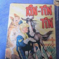 Tebeos: RIN-TIN-TIN Nº 69 - ORIGINAL- MARCO 1958. Lote 57109502