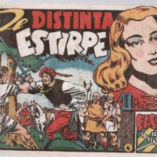 Tebeos: CASTOR EL INVENCIBLE Nº 4. EDITORIAL MARCO 1951.. Lote 25061067