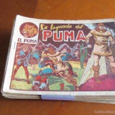 Tebeos: EL PUMA 1º SERIE-ORIGINAL-COMPLETA--. Lote 57752240