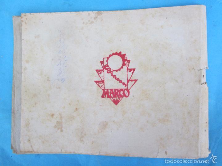Tebeos: narizan capturado , ayne , editorial marco 1942 - Foto 4 - 58279018