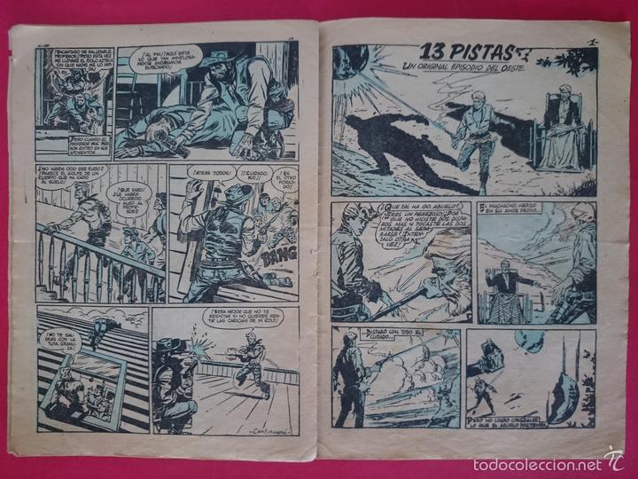 Tebeos: ANTIGUO COMIC COLECCION CHEYENE Nº 1 AÑO 1959 - MARCO ... R-3192 - Foto 3 - 58334091