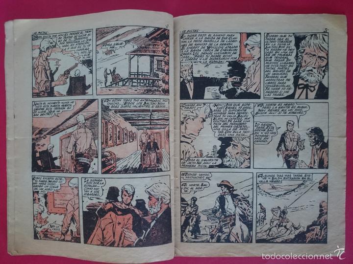Tebeos: ANTIGUO COMIC COLECCION CHEYENE Nº 1 AÑO 1959 - MARCO ... R-3192 - Foto 4 - 58334091