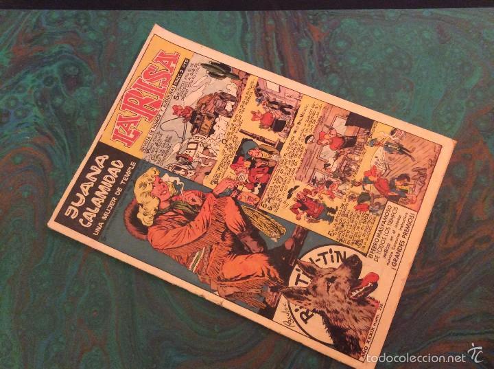 LA RISA (2ª) (MARCO - 1952)..... Nº 226 (Tebeos y Comics - Marco - La Risa)