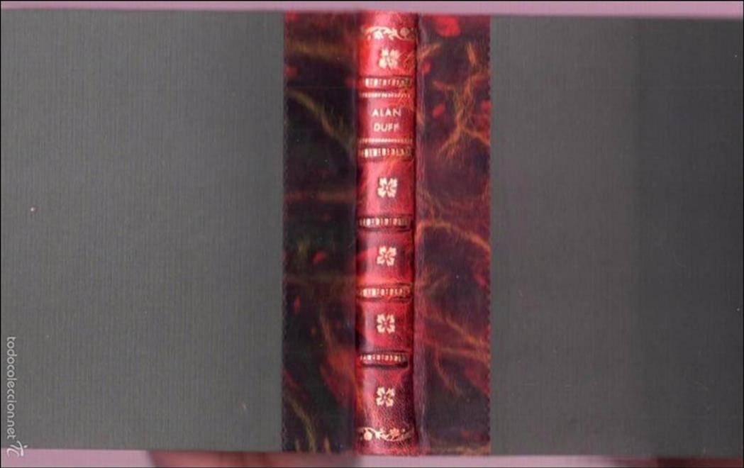 Tebeos: ALAN DUFF ORIGINAL COMPLETA 1 AL 30 EDI. MARCO 1952 DIBUJOS JULIO VIVAS, MUY BIEN CONSERVADOS, VER I - Foto 2 - 61220411