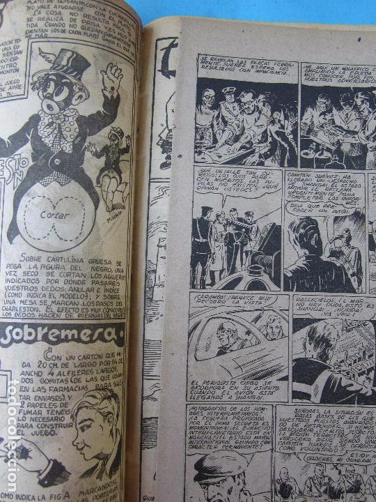 Tebeos: guerra a la tierra , segunda parte ,las esferas rotantes , marco 1945 - Foto 2 - 61511511