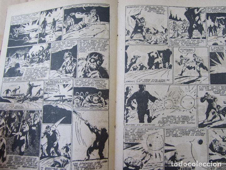 Tebeos: guerra a la tierra , segunda parte ,las esferas rotantes , marco 1945 - Foto 3 - 61511511