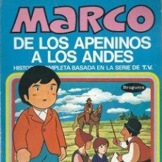 Tebeos: MARCO DE LOS APENINOS A LOS ANDES Nº 8 -LAS LAGRIMAS DE FIORINA - EDITA TAURUS Y BETA FILM DE 1976. Lote 218187175