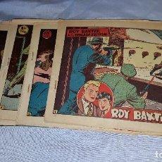 Tebeos: ROY BAXTER - LOTE DE 18 NUMEROS. Lote 63463800