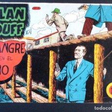 Tebeos: ALAN DUFF Nº 15 , SANGRE EN EL RÍO , MARCO - DT116. Lote 65244055