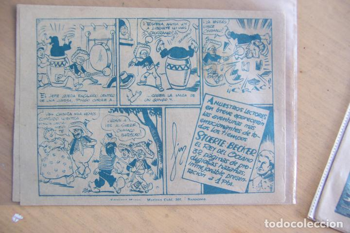 Tebeos: marco pingo - tongo y pilongo nº documento secreto y 7 nº mas - Foto 11 - 34267320