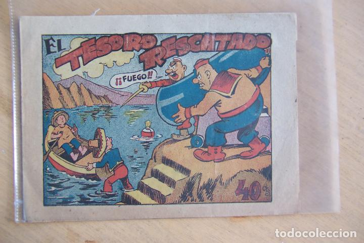 Tebeos: marco pingo - tongo y pilongo nº documento secreto y 7 nº mas - Foto 12 - 34267320