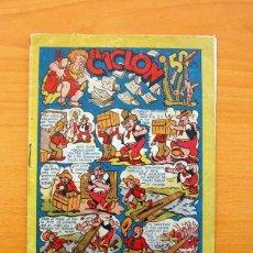 Tebeos: EL CICLÓN - EDITORIAL MARCO 1946. Lote 69269989