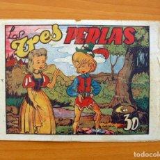 Tebeos: CUENTO DE HADAS - LAS TRES PERLAS. Lote 69270889