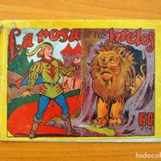 Tebeos: CUENTO DE HADAS - LA ROSA DE LOS HIELOS - EDITORIAL MARCO, AÑOS 40. Lote 69271917