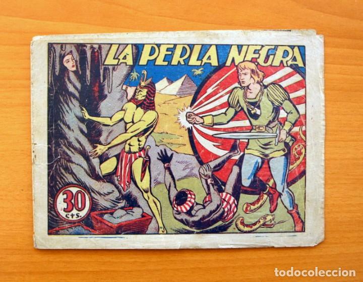 GRAN COLECCIÓN DE AVENTURAS GRÁFICAS, BIBLIOTECA LA RISA - LA PERLA NEGRA - EDITORIAL MARCO 1940 (Tebeos y Comics - Marco - La Risa)