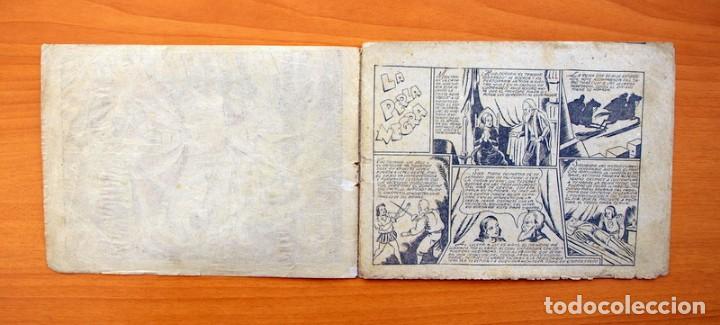 Tebeos: Gran colección de aventuras gráficas, biblioteca la risa - La perla negra - Editorial Marco 1940 - Foto 2 - 69272213