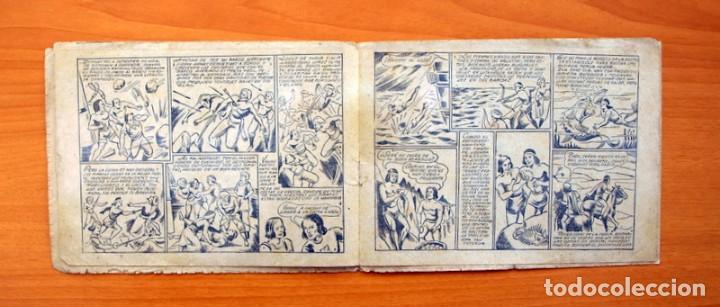 Tebeos: Gran colección de aventuras gráficas, biblioteca la risa - La perla negra - Editorial Marco 1940 - Foto 3 - 69272213