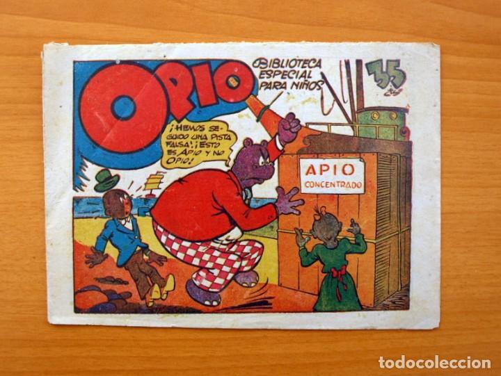 HIPO, MONITO Y FIFI - OPIO - EDITORIAL MARCO 1942 (Tebeos y Comics - Marco - Hipo (Biblioteca especial))