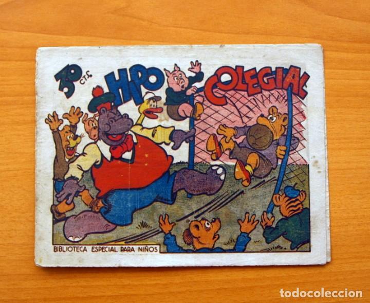 HIPO, MONITO Y FIFI - HIPO COLEGIAL - EDITORIAL MARCO 1942 (Tebeos y Comics - Marco - Hipo (Biblioteca especial))
