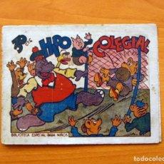 Tebeos: HIPO, MONITO Y FIFI - HIPO COLEGIAL - EDITORIAL MARCO 1942. Lote 69277525