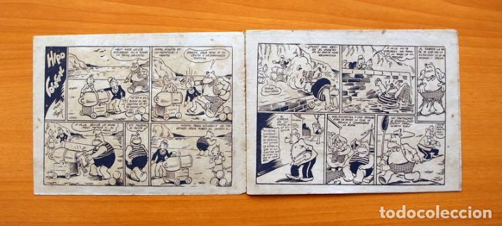 Tebeos: Hipo, Monito y Fifi - Hipo colegial - Editorial Marco 1942 - Foto 2 - 69277525