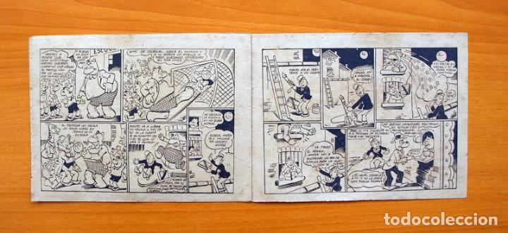 Tebeos: Hipo, Monito y Fifi - Hipo colegial - Editorial Marco 1942 - Foto 4 - 69277525