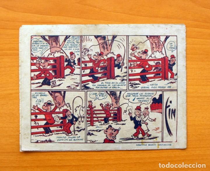 Tebeos: Hipo, Monito y Fifi - Hipo colegial - Editorial Marco 1942 - Foto 5 - 69277525