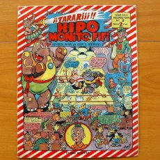 Tebeos: HIPO, MONITO Y FIFI 2ª ÉPOCA, Nº 2 - EDITORIAL MARCO 1953. Lote 69277941