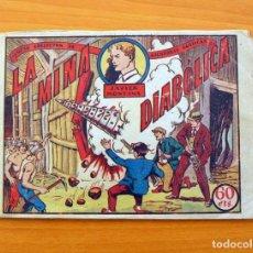 Tebeos: JAVIER MONTANA - LA MINA DIABÓLICA - EDITORIAL MARCO 1940. Lote 69280621