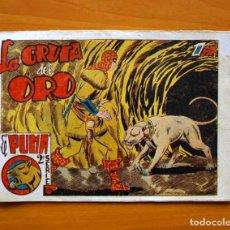 Tebeos: EL PUMA 2ª SERIE, Nº 22 LA GRUTA DEL ORO - EDITORIAL MARCO 1953. Lote 69319493