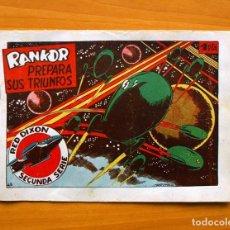 Tebeos: RED DIXON 2ª SERIE, Nº 45 RANKOR PREPARA SUS TRIUNFOS - EDITORIAL MARCO 1955. Lote 69320381