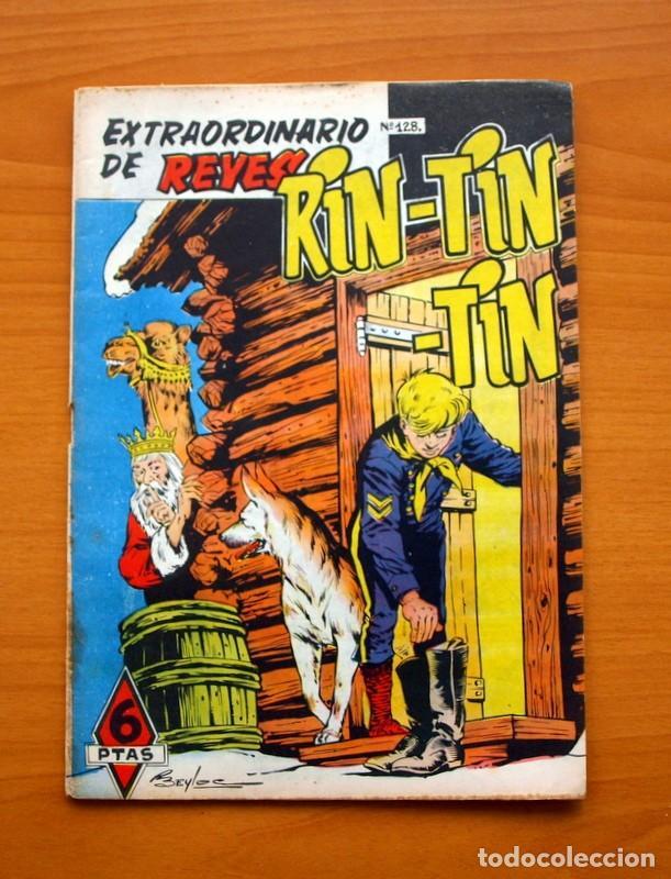 RIN TIN TIN Nº 128 - EXTRAORDINARIO DE REYES - EDITORIAL MARCO (Tebeos y Comics - Marco - Rin-Tin-Tin)