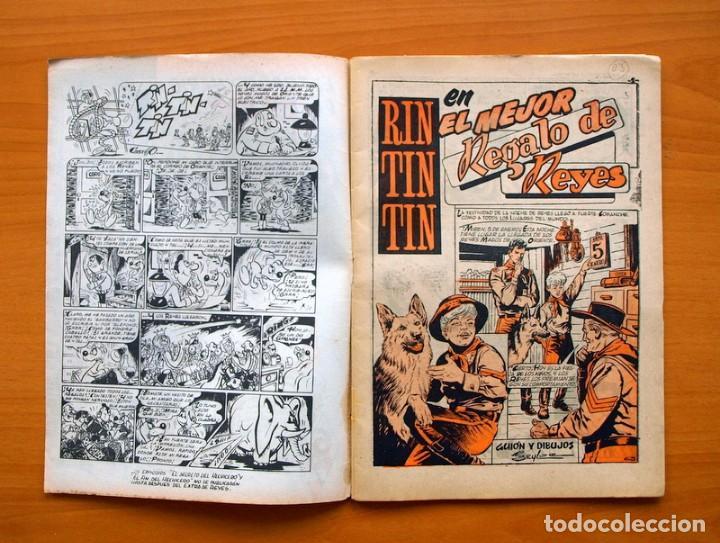 Tebeos: Rin Tin Tin nº 128 - Extraordinario de Reyes - Editorial Marco - Foto 2 - 69323065