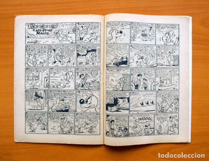 Tebeos: Rin Tin Tin nº 128 - Extraordinario de Reyes - Editorial Marco - Foto 4 - 69323065