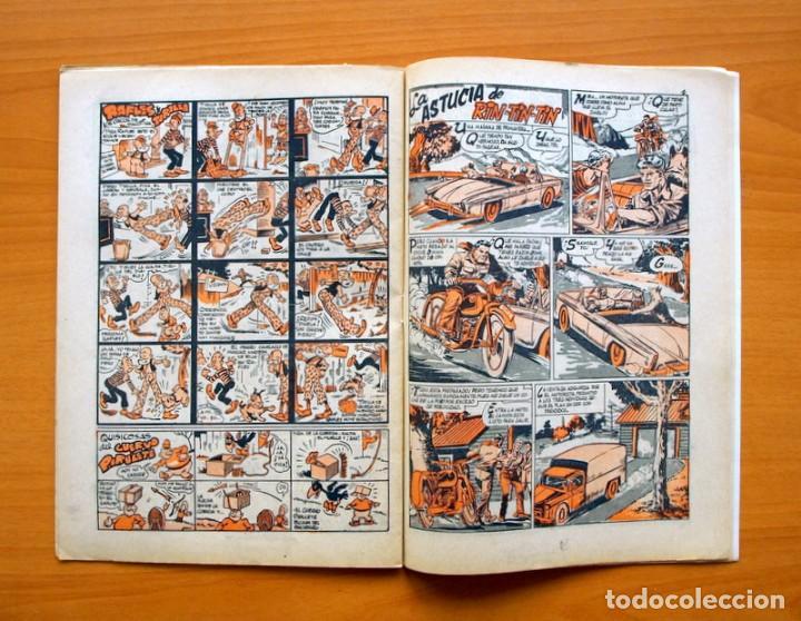 Tebeos: Rin Tin Tin nº 128 - Extraordinario de Reyes - Editorial Marco - Foto 5 - 69323065