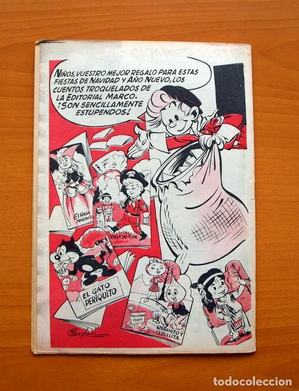 Tebeos: Rin Tin Tin nº 128 - Extraordinario de Reyes - Editorial Marco - Foto 7 - 69323065