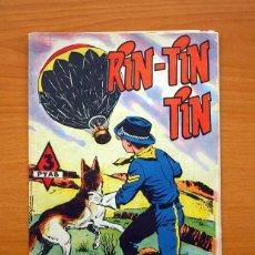 Tebeos: RIN TIN TIN, Nº 166 UNA FUGA SENSACIONAL - EDITORIAL MARCO 1960. Lote 69329033