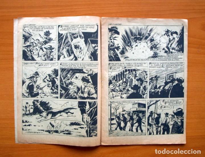 Tebeos: Rin Tin Tin, nº 168 Ley o amistad - Editorial Marco 1960 - Foto 3 - 69329493
