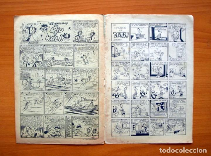Tebeos: Rin Tin Tin, nº 168 Ley o amistad - Editorial Marco 1960 - Foto 5 - 69329493