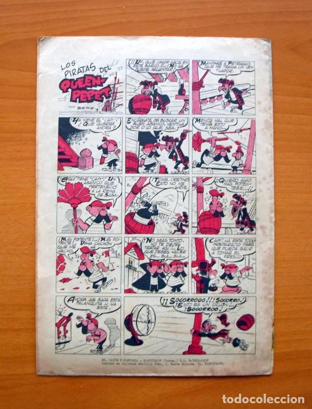 Tebeos: Rin Tin Tin, nº 168 Ley o amistad - Editorial Marco 1960 - Foto 6 - 69329493